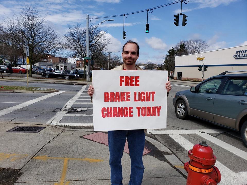 Newburgh Free Brake Light Replacements