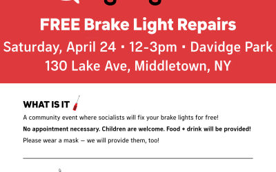 Middletown Free Brake Light Repairs