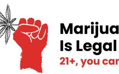 Marijuana is legal in NY!